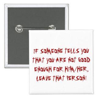 good advice pins attitude pins