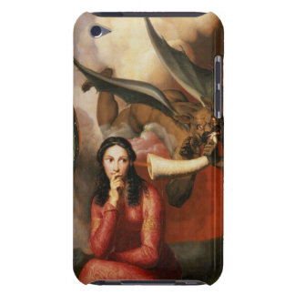 Good and Evil: the Devil Tempting a Young Woman, 1 Barely There iPod Case