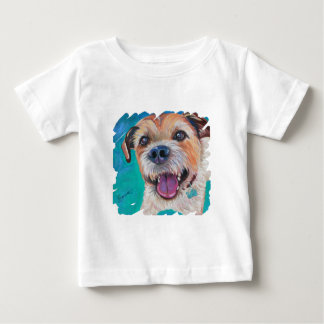 Good boy Eddie! Baby T-Shirt