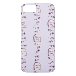 Good Bye EMILY x MILKGRRL iPhone 7 Case