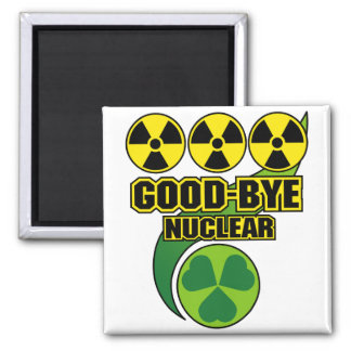 Good-bye Nuclear Square Magnet
