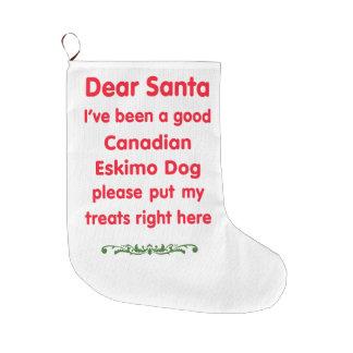 good Canadian Eskimo Dog