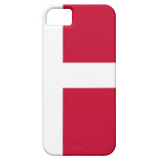 Good color Denmark flag Print Barely There iPhone 5 Case
