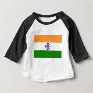"Good color Indian flag ""Tiranga"" Baby T-Shirt"