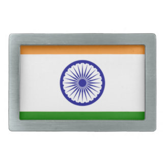 "Good color Indian flag ""Tiranga"" Belt Buckle"
