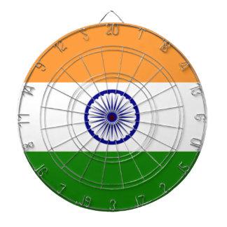 "Good color Indian flag ""Tiranga"" Dartboard"