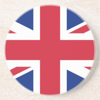 "Good color UK United Kingdom flag ""Union Jack"" Coaster"