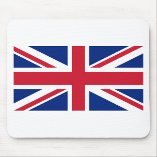 "Good color UK United Kingdom flag ""Union Jack"" Mouse Pad"