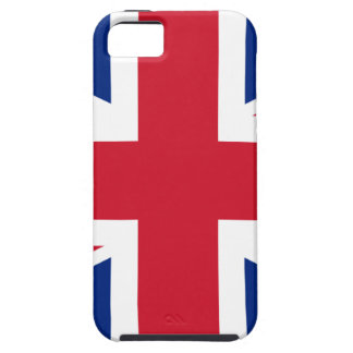 "Good color UK United Kingdom flag ""Union Jack"" Tough iPhone 5 Case"