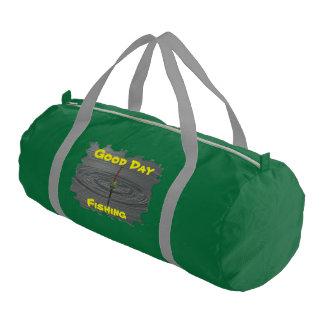Good Day Fishing Gym Duffel Bag