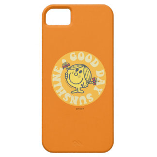 Good Day Little Miss Sunshine Barely There iPhone 5 Case