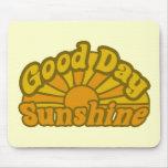 Good Day Sunshine Mouse Mat