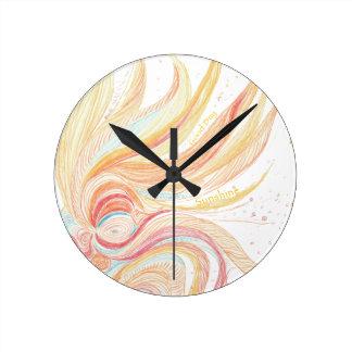 Good Day Sunshine Wall Clocks