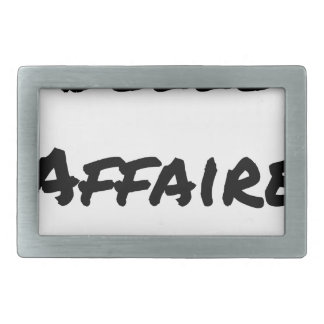 Good deal - Word games - François City Belt Buckles