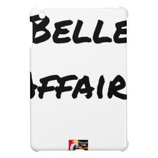 Good deal - Word games - François City iPad Mini Cases