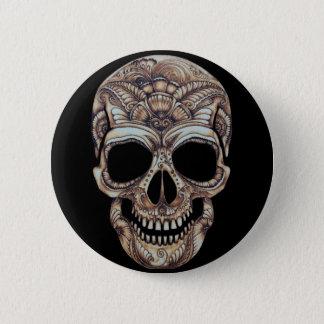 Good Death Button Pin