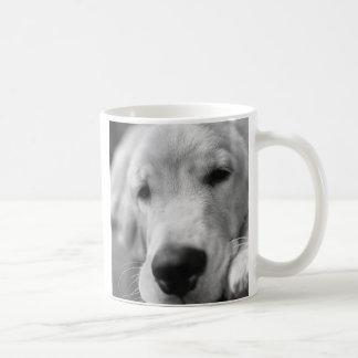 good dog basic white mug