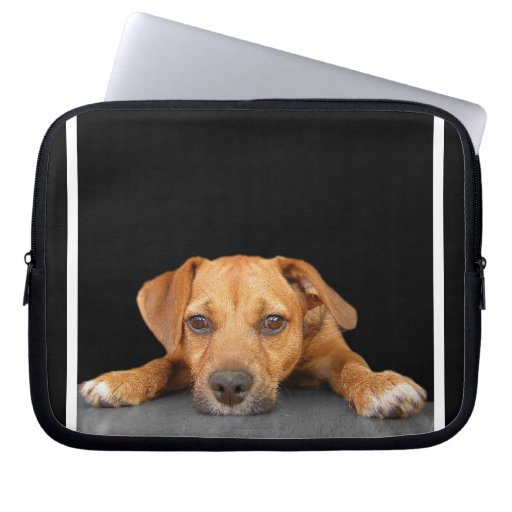Good Dog Laptop Computer Sleeve