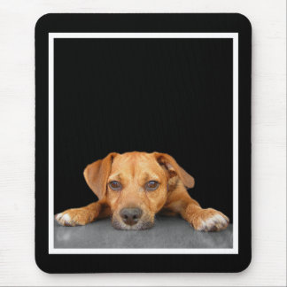 Good Dog Mouse Pad