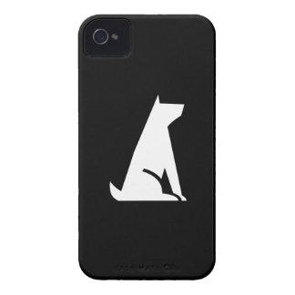 Good Dog Pictogram iPhone 4 Case