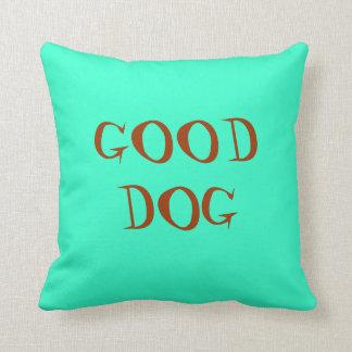 GOOD DOG PILLOW THROW CUSHIONS