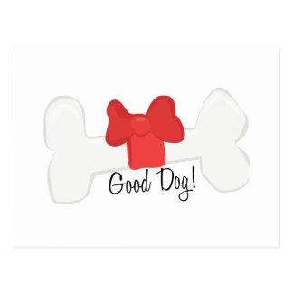 Good Dog! Postcard