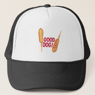 Good Dog Trucker Hat