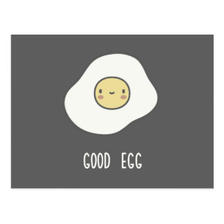Good Egg Postcard