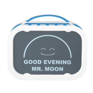 Good Evening Mr. Moon Lunchboxes