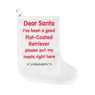 good Flat-Coated Retriever stocking