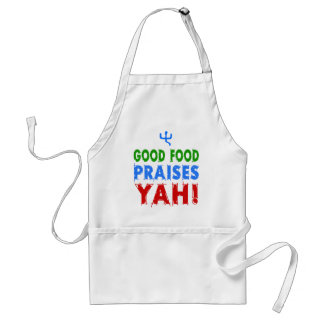 Good Food Praises Yah! Standard Apron