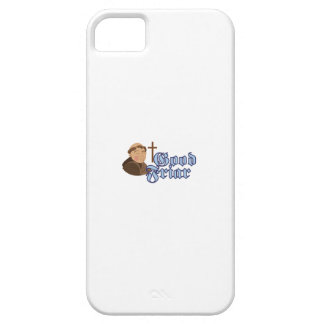 Good Friar iPhone 5 Covers