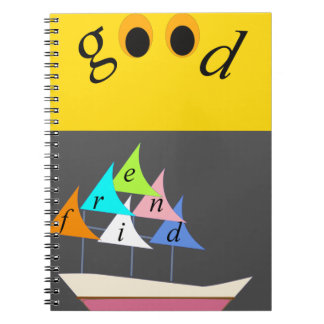 good friend ship notebooks