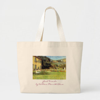 Good Friends by William Chase Canvas Bag
