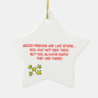 Good Friends Christmas Ornament