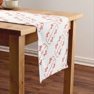 GOOD GIRLS DONT ROLLS network Short Table Runner