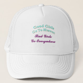 Good Girls Go To Heaven... Hat