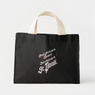 Good Girls go tons of Heaven Mini Tote Bag