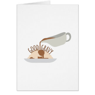 Good Gravy Card