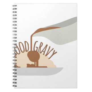 Good Gravy Note Book
