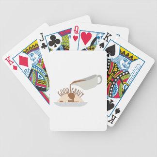 Good Gravy Poker Deck