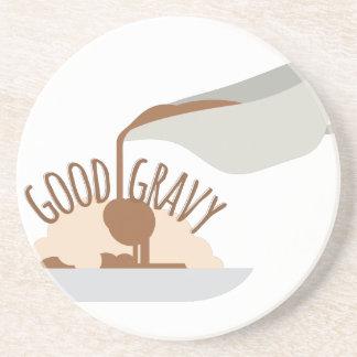 Good Gravy Sandstone Coaster