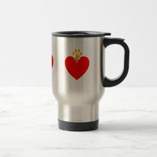 Good Heart Travel Mug