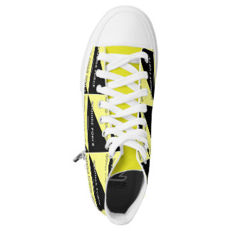 Good Ideas Don't Require Force - High Top Shoes Printed Shoes