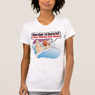 Good In Bed Mother's Day T-shirts