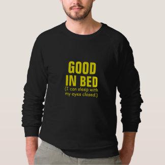 Good in Bed Sweatshirt