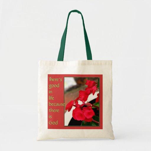 Good in Life Shopping Bag