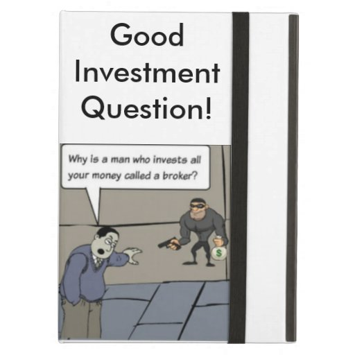 Good Investment Question! Cover For iPad Air