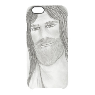 Good Jesus Clear iPhone 6/6S Case