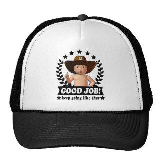 Good Job Baby Hat